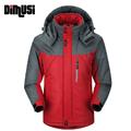 Winter Down Jacket men Parkas thermal Velvet jacket coat Outwear men jackets Windbreaker jaqueta Windproof Waterproof