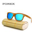 2017 New Brand fashion Products Men Women Sunglass Bamboo Sun Glasses Vintage Wood HD Polaroid Lens