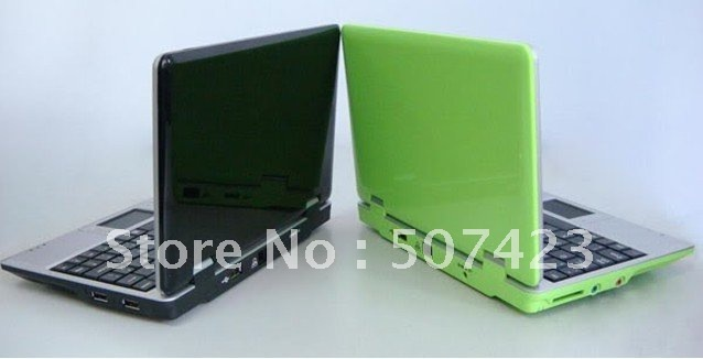 Special Offer Notebook ! NEW 7 inch Mini Netbook Laptop Notebook WIFI Windows CE