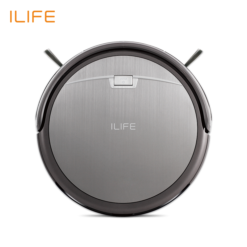 ILIFE A4 Robot Vacuum Cleaner House Carpet Floor Anti Collision Anti Fall, Self Charge, Remote Control, Auto Clean(China (Mainland))