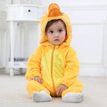2019 комбинезон для младенцев мальчиков и Спортивный костюм для девочек новорожденных bebe/одежда с капюшоном одежда для малышей Одежда с изоб...(China)