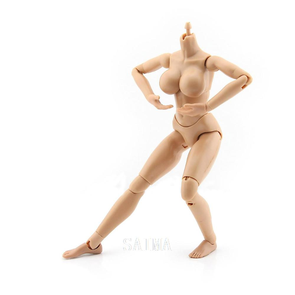 """Female 1/6 Scale Soldier Action Figure Body SUPER 26cm/10.24"""" for Figure drawing(China (Mainland))"""