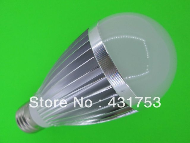 6W 10W 14W  E27 E14 B22 GU10  LED Bulb Lamp , AC85 - 265V Dimming Bubble Bulb ,  Warm white / White / cold white+ Free shipping
