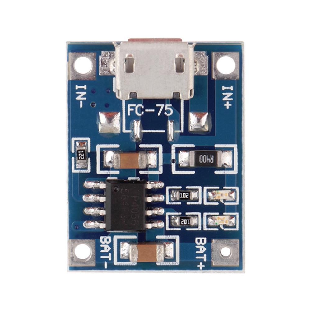 5V Mini MICRO USB 1A TP4056 Lithium Battery Module Li ion Batteries Charging Charger Board Module Wholesale(China (Mainland))