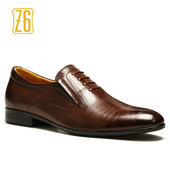 39-45 men oxfords Top quality handsome comfortable Z6 brand men wedding shoes #W382