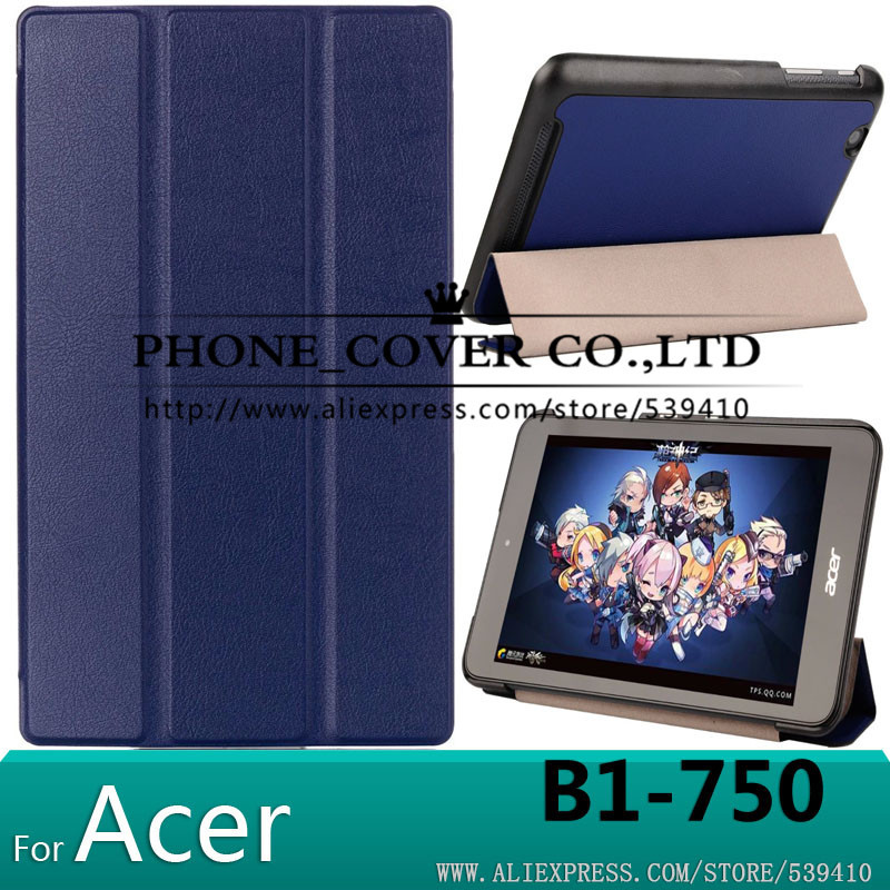 Чехол для планшета OEM Acer Iconia 7 B1/750 Acer B1 750 + +  For Acer Iconia One 7 B1-750 планшетный компьютер acer iconia one b1 770 7 mediatek mt8127 1gb 16gb wifi bt android 5 0 white