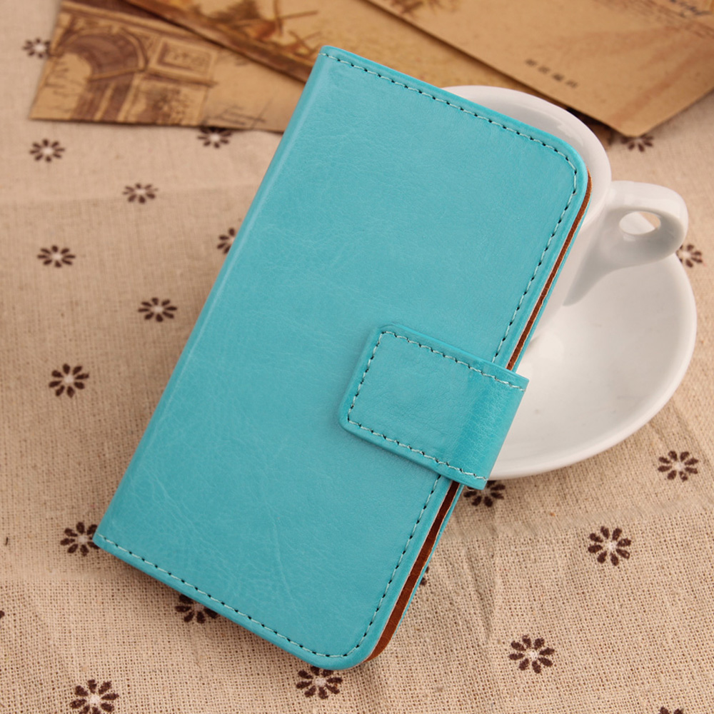 Flip PU Leather Cell Phone Case Wallet Design Cover For UMI ROME X(China (Mainland))