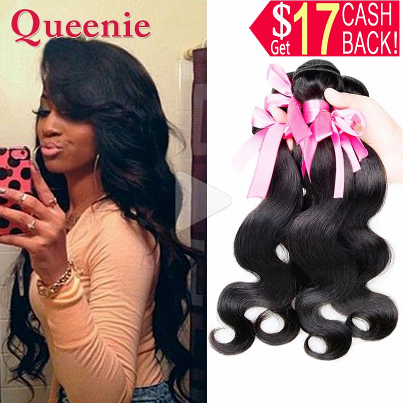 Malaysian Body Wave Malaysian Virgin Hair 3 Bundles Ms Lula Hair Malaysian Hair Body Wave Hair Extension Tissage Malaysian