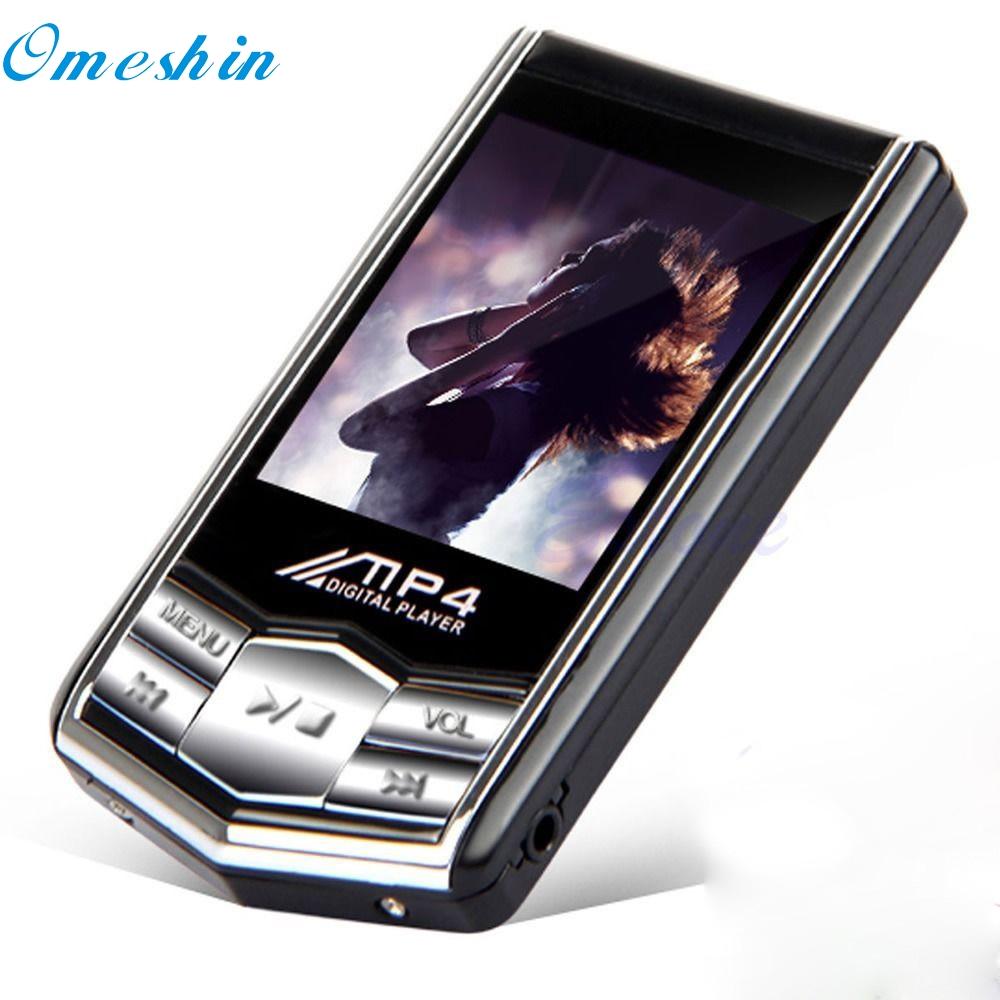 "Beautiful Gitf New Slim MP4 Music Player With 1.8"" LCD Screen FM Radio Video Games & Movie Wholesale price Jun9(China (Mainland))"