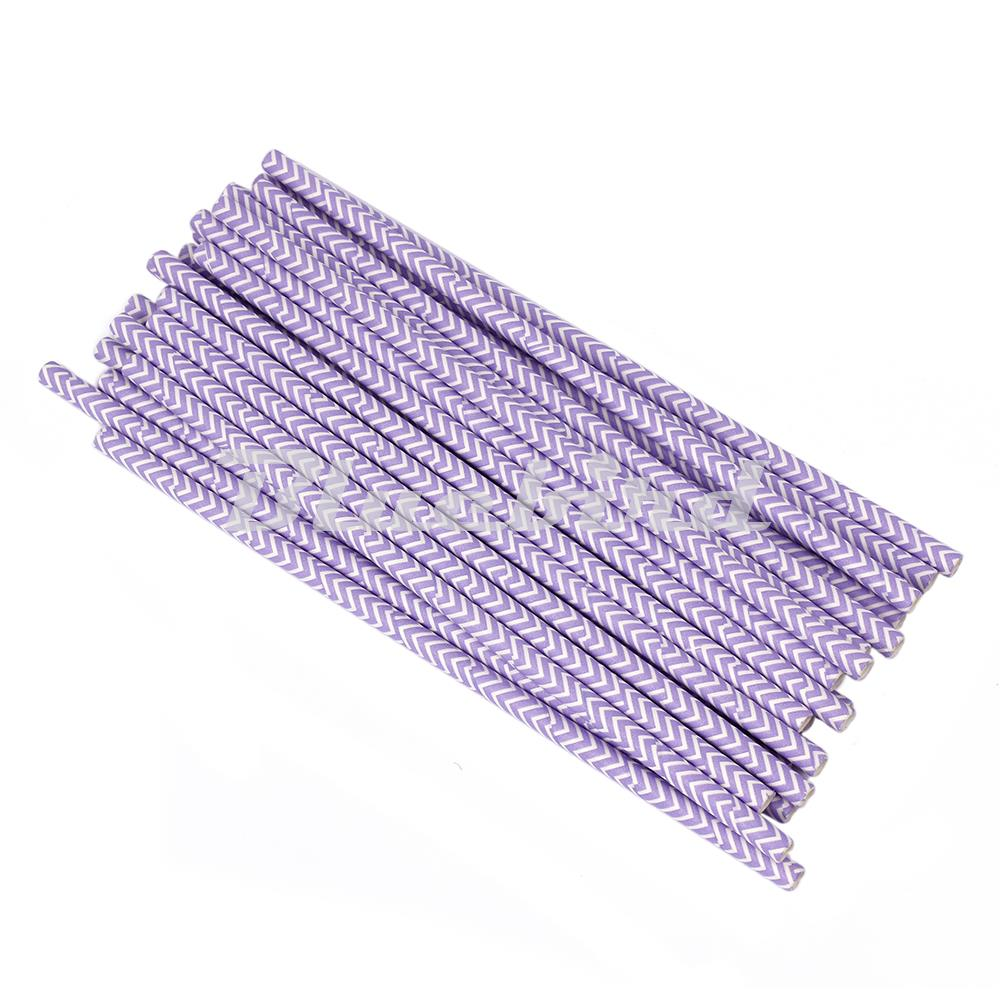 25PCS Paper Drinking Straws Party Wedding Birthday Holiday Decoration penis straws Purple(China (Mainland))