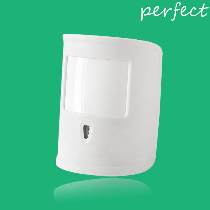 Wireless Pet-friendly PIR infared Detector Pet Immune PIR Motion Sensor for home security alarm system 433mhz