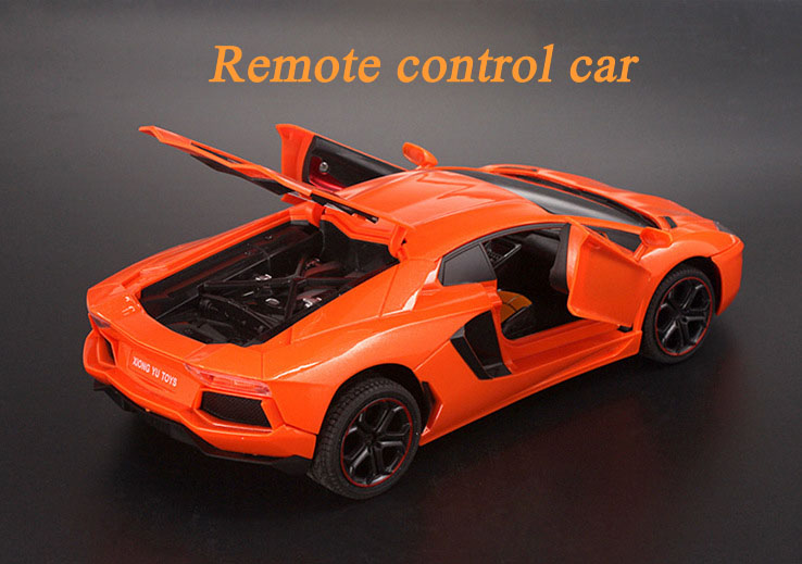 Cool toy cars for boys and remote control car with plastic material which is the most popular among the kids(China (Mainland))