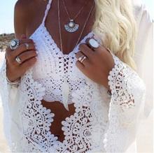 Bralette Knit Bra Boho