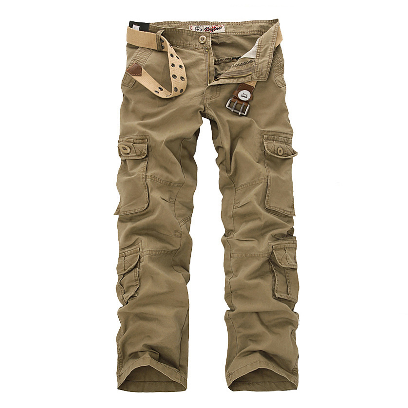 quality cargo pants - Pi Pants