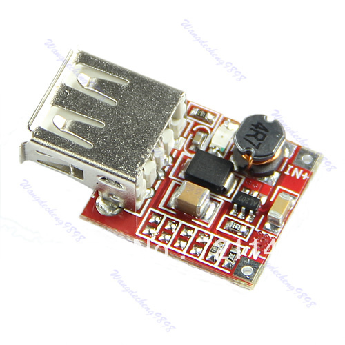 Free shipping DC DC Converter Step Up Boost Module 3V To 5V 1A USB Charger For MP3 MP4 Phone<br><br>Aliexpress