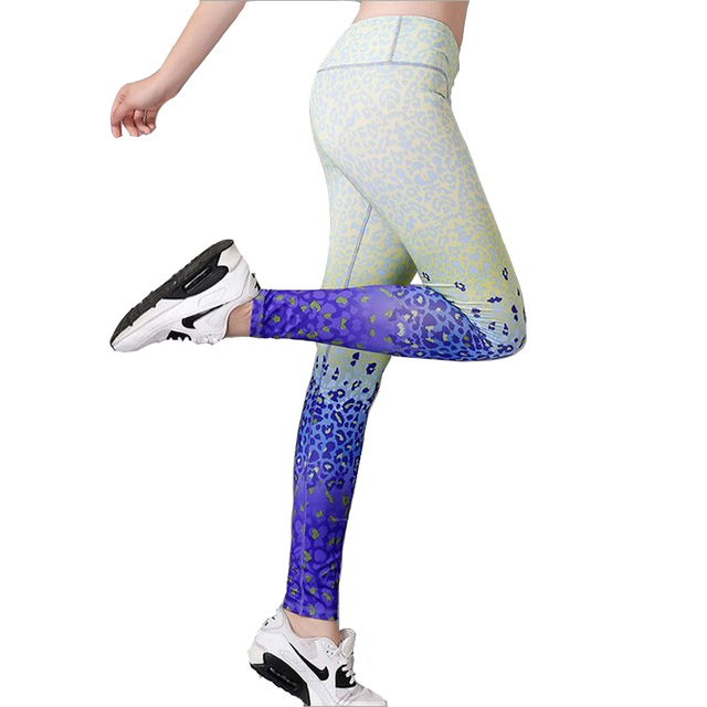2016 Оптовая фитнес женские брюки Активные Yogaes брюки СПОРТИВНЫЕ Узкие брюки леди ...