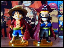Buy SAINTGI Japan One Piece New World Action Figuarts Zero Monkey D Roger Luffy PVC 6CM Limit Garage Anniversary Limited Edition for $11.36 in AliExpress store