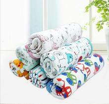 High Quality Baby Swaddle Blanket Newborn summer towel 100% cotton crib sheets Cartoon Blankets infant cot sheets / Boys girls
