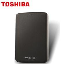 "TOSHIBA 2TB External Hard Drive Disk CANVIO BASICS 2000GB Portable HDD 2000G HD USB 3.0 2.5"" SATA3 Black ABS Case Original New(China (Mainland))"