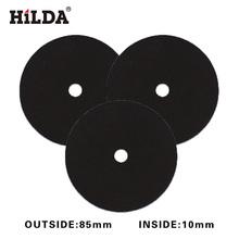 3 unids/lote Resina Muela Multi-Hoja de Sierra de Metal Accesorios para Mini Saw