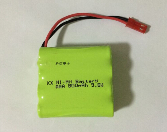 Brand New 9.6v AAA 800mAh NI-MH Battery Rechargeable Batteries Pack Free Shipping(China (Mainland))