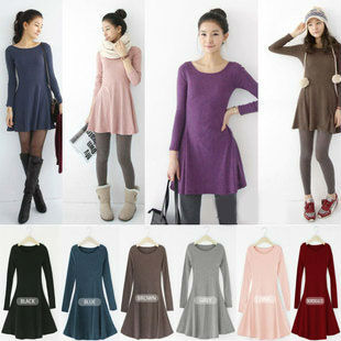 2014 Fall Casual Dresses NEW women casual