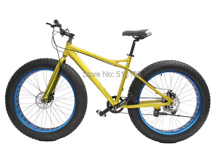 Cheap Bikes For Heavy People Fat Bike Fat Tire Bicycle
