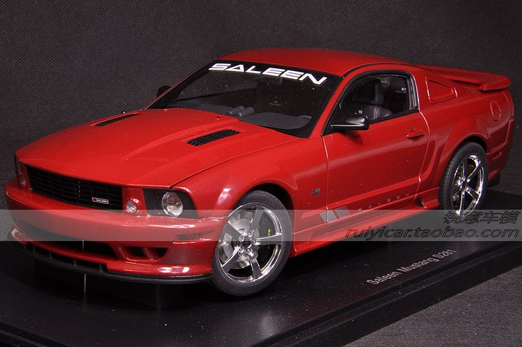 Mustangs Cars Mustang S281 The Red Car