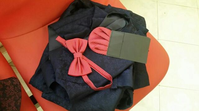 HTB1P20UPVXXXXbJXVXXq6xXFXXXV - MAUCHLEY Prom Mens Suit With Pants Burgundy Floral Jacquard Wedding Suits for Men Slim Fit 3 Pieces / Set (Jacket+Vest+Pants)
