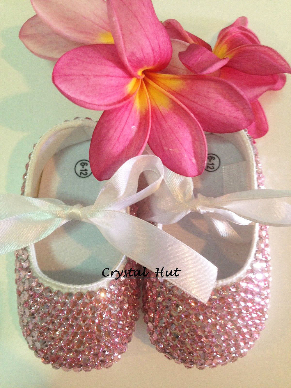 Aliexpress Buy Shoes Baby Girl PInk Crystal Baby