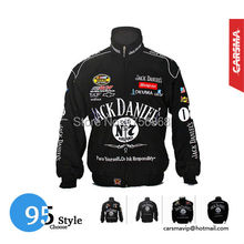 Hot Selling 95 Style 2016 New F1 Racing Suit Jack Daniel Jackets Fall And Winter Clothes Mens Long-sleeved Jacket Drop Shipping(China (Mainland))