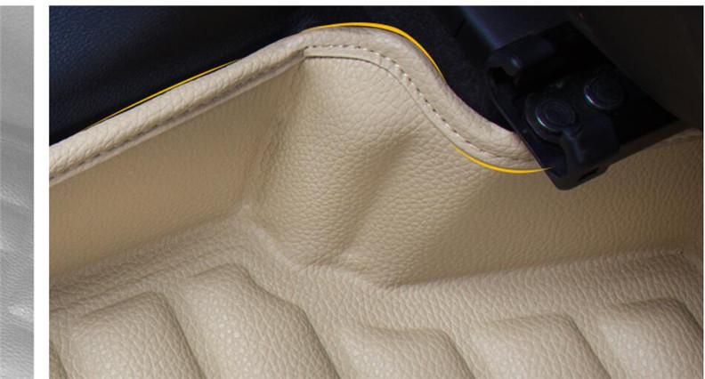 For Hyundai Sonata 8 2011.2012.2013.2014 Car Floor Mats Foot Mat Step Mat High Quality Brand New Waterproof,convenient,Clean Mat