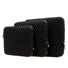 2016 New Neoprene Laptop Sleeve For Macbook 11 13 15 Laptop Bag Double Lining for iPad Waterproof Case Notebook 14 Free Shipping(China (Mainland))