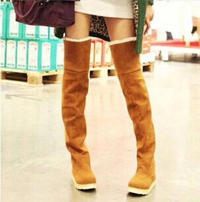 Модели зимней моды взрыва снег сапоги сапоги сапоги толстым дном обувь женские сапоги ...
