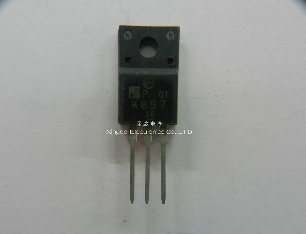 1 2SK897 K897 550V 4A N-CHANNEL TO-220F - Kason store