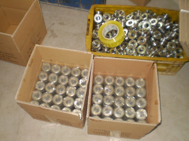 6204ZZ 0.88KG ONE PCS WEIGHT 20mm*47mm*13.2mm IRON PIPE BALL BEARING THE WHEEL APPLY(China (Mainland))