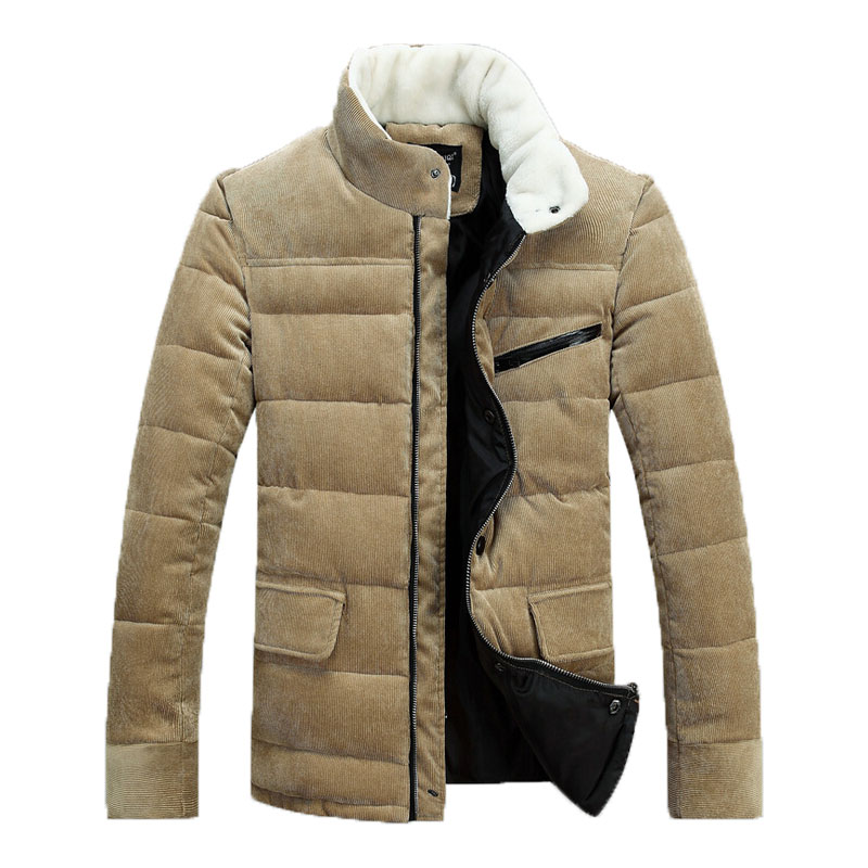 Free shipping men winter down coat Men s Down Jackets Waterproof Coat Warm Wadded Jackets Men