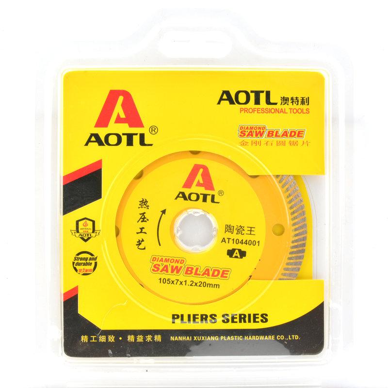 Aotl Australia Donatelli thin 105mm diamond saw tooth friendly marble tile sheet special cutting sheet<br><br>Aliexpress