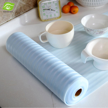 30*500CM/PC(1 Roll) Kitchen Drawer Mat Shelf Cabinet Storage Pad Antibacterial Table Mat Cup Pad(China (Mainland))