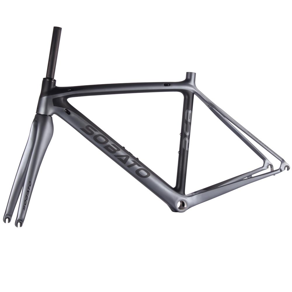 2015 Lightest bicycle frame, Road bike carbon BSA/BB30 frame China !
