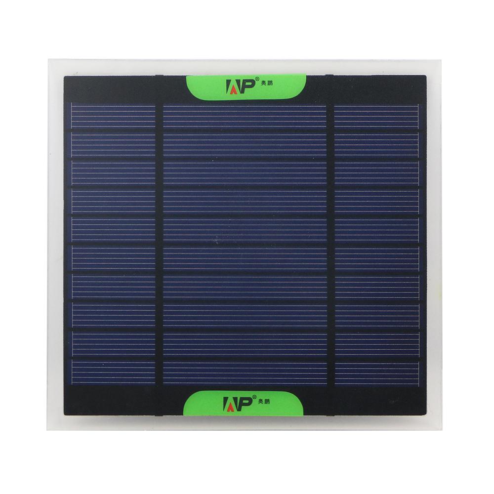 Панель солнечных батарей ALLPOWERS 6V/700mA /diy 150x160-P панель солнечных батарей jk 6 3 5w usb aba47