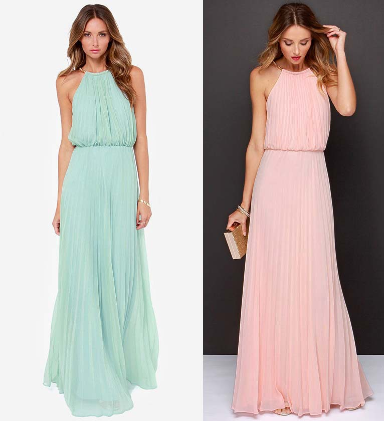 Images of Summer Maxi Dresses Cheap - Reikian