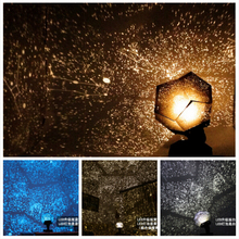 New Arival Amazing Flashing Sky Star Master Night Light Romantic Sky Starry Laser Projector Astro Galaxy Lamp Novelty Gifts(China (Mainland))