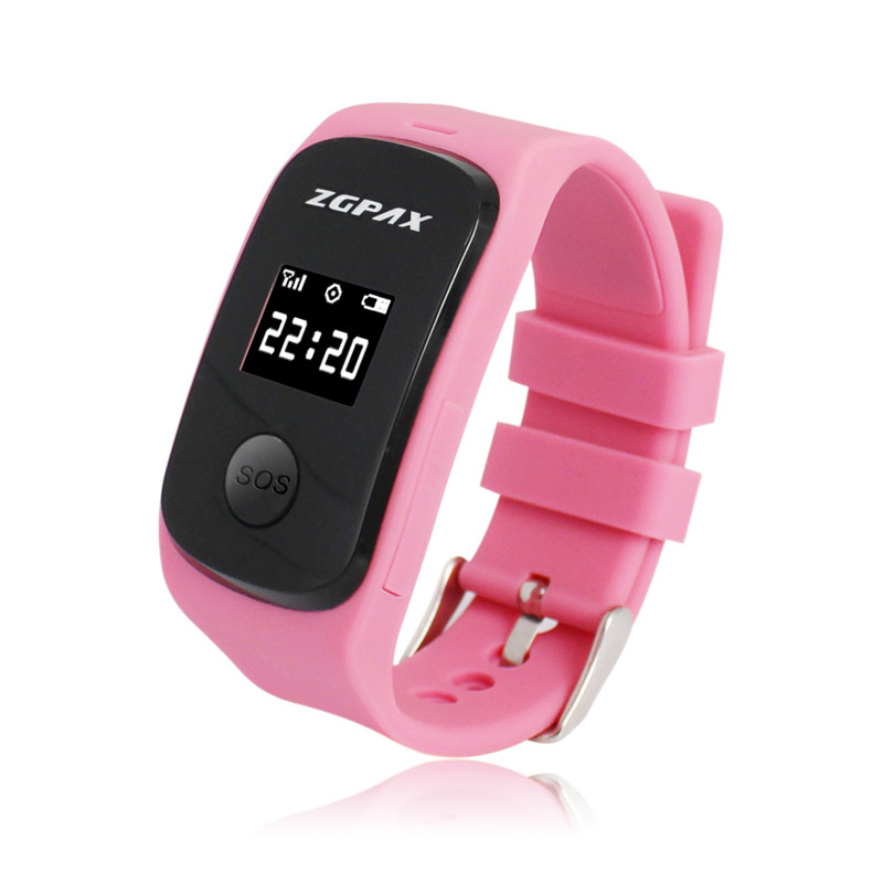 Excellent! recommend kids gps tracker watch Relgio GPS traker Watches Bracelet Digital LED Emergency SOS Call Wrist watch(Hong Kong)