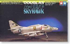 Tamiya assembled 60729 1/72 Douglas aircraft model A-4E Skyhawk skyhawk fighter(China (Mainland))