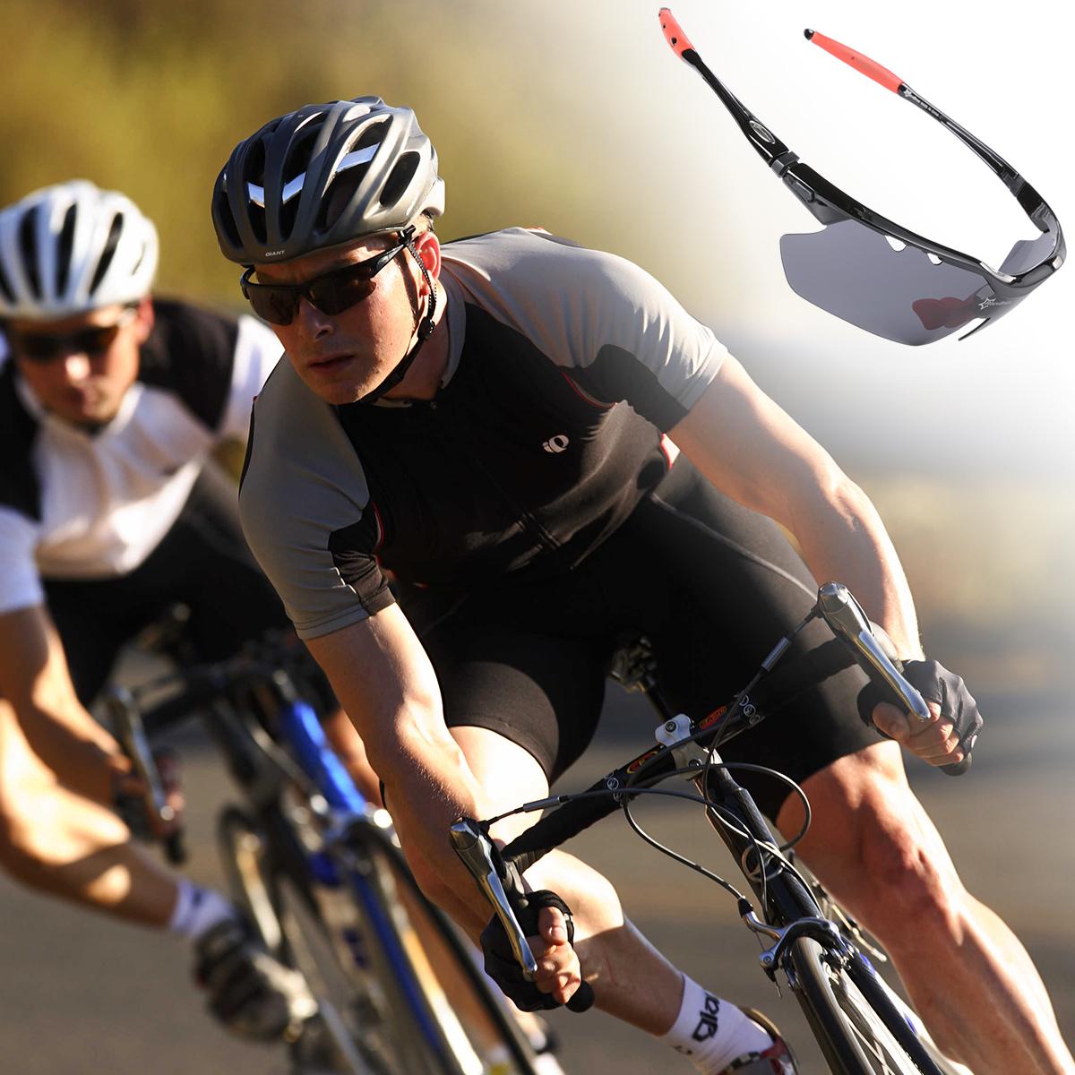 ROCKBROS MTB Cycling Sunglasses 1pair Polarized gafas ciclismo Bicycle Bike Glasses Sunglasses for men Eyewear CS111(China (Mainland))
