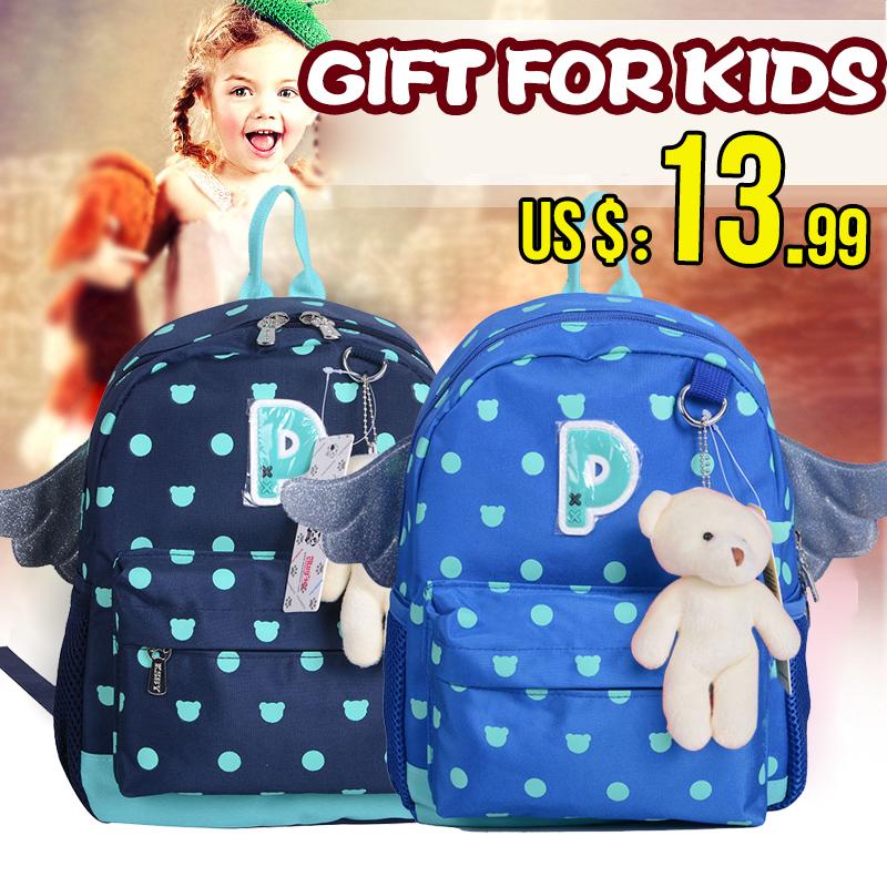 Kids Backpack Brands Promotion-Shop for Promotional Kids Backpack ...