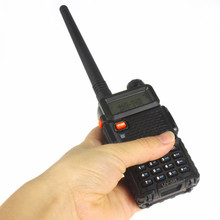 """2SET/LOT  BaoFeng UV-5R Dual Band VHF 136-174MHz / UHF 400-480MHz 5W 128CH Walkie Talkie with """"LCD"""" Display,free shipping!"""