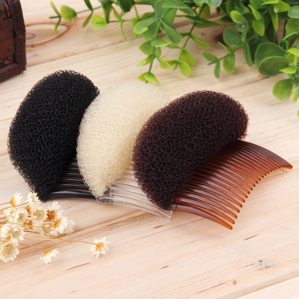 Women Fashion Hair Styling Clip Stick Bun Maker Braid Tool Hair Accessories free Shipping Headwear 2016 Fashion(China (Mainland))