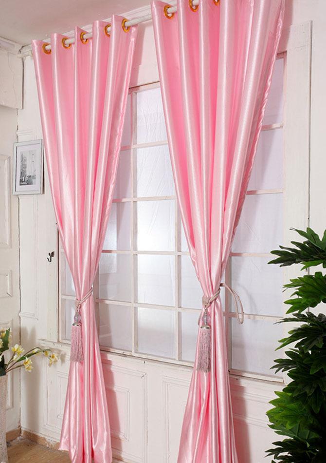 Nouvelle mulation de soie tissus purement balcon rideau de tissu rideau de tissu chambre salon Utilisation de tissus dans le salon